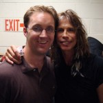 Scott and Steven Tyler
