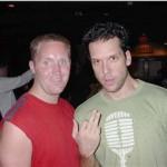 Scott and Dane Cook