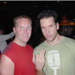 Scott and Dane Cook